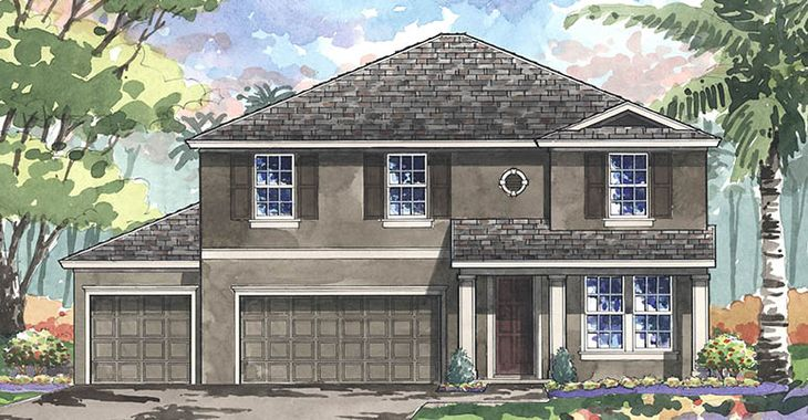 Kingfisher 3 Car Plan Apollo Beach Florida 33572 Kingfisher 3