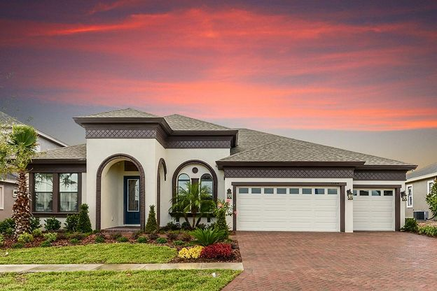 Exterior | Key Largo Former Watergrass Model