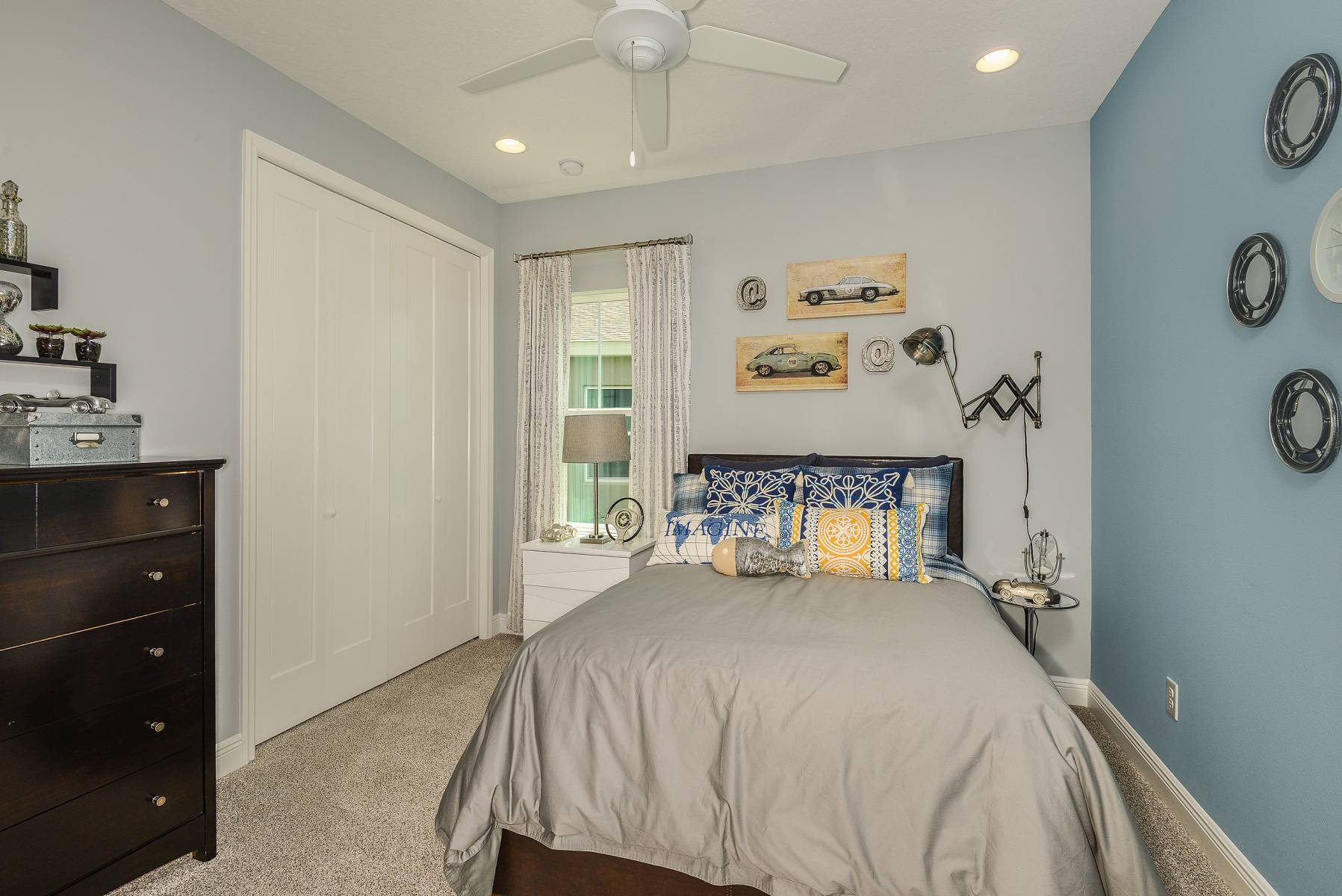 Bedroom featured in the Bayshore I By Homes by WestBay in Tampa-St. Petersburg, FL