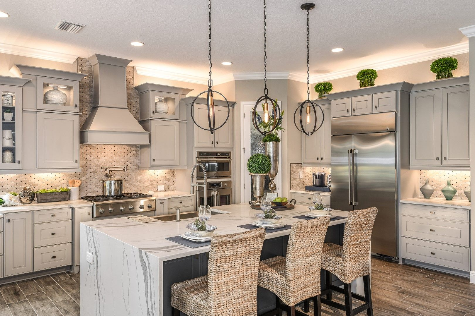 Kitchen featured in the Madeira III By Homes by WestBay in Tampa-St. Petersburg, FL