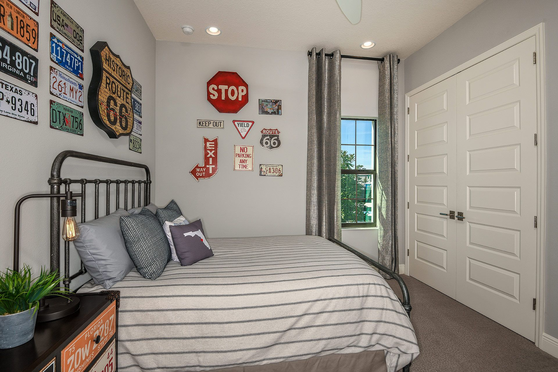 Bedroom featured in the Biscayne II By Homes by WestBay in Tampa-St. Petersburg, FL