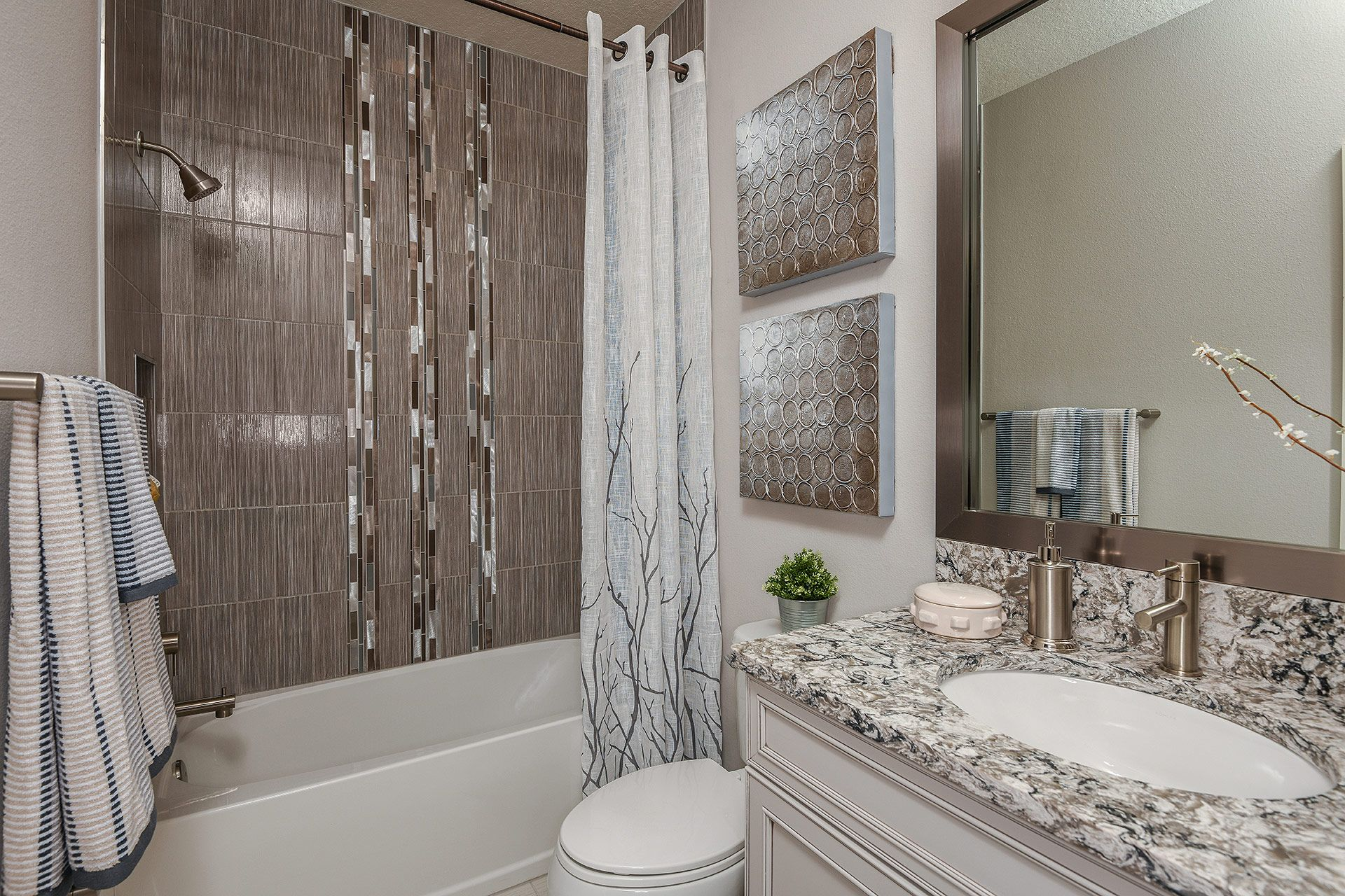 Bathroom featured in the Biscayne II By Homes by WestBay in Tampa-St. Petersburg, FL