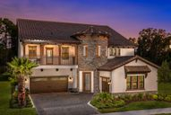 Pristine Lake Preserve by Homes by WestBay in Tampa-St. Petersburg Florida