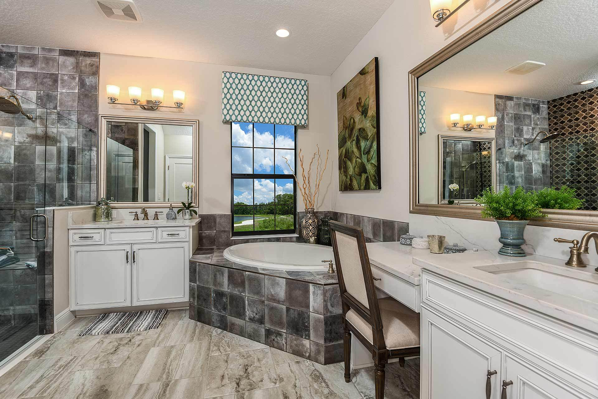 Bathroom featured in the Bayshore II By Homes by WestBay in Tampa-St. Petersburg, FL