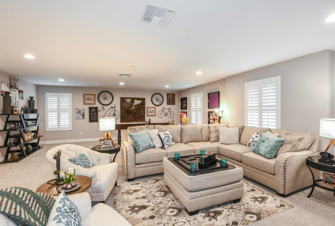 Living Area featured in the Avocet II By Homes by WestBay in Tampa-St. Petersburg, FL