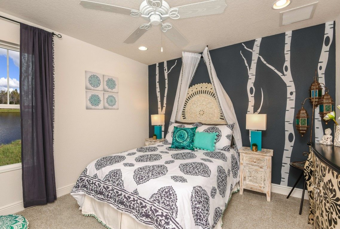 Bedroom featured in the Avocet II By Homes by WestBay in Tampa-St. Petersburg, FL