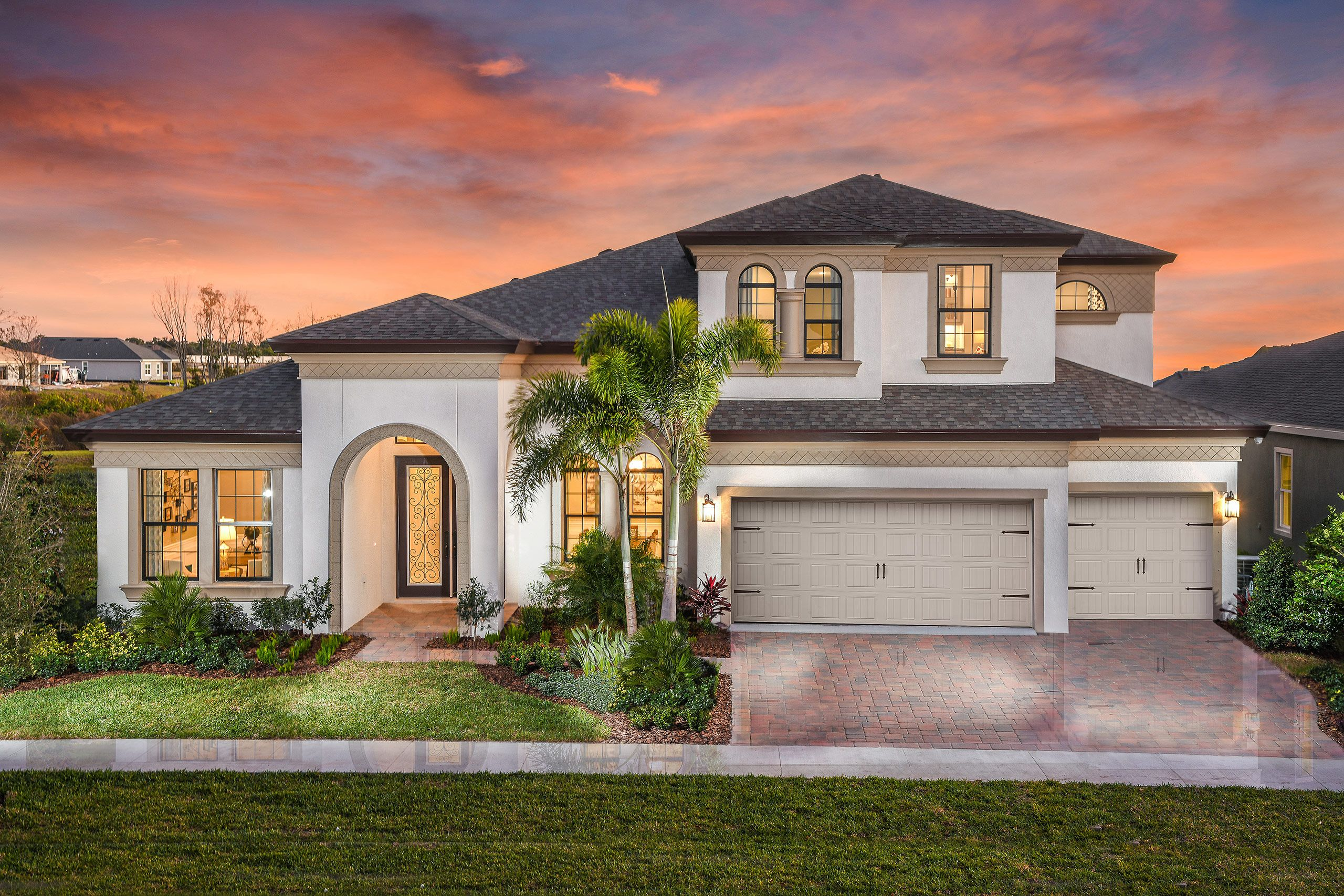 'Ridgewood Estates' by Homes by WestBay in Tampa-St. Petersburg
