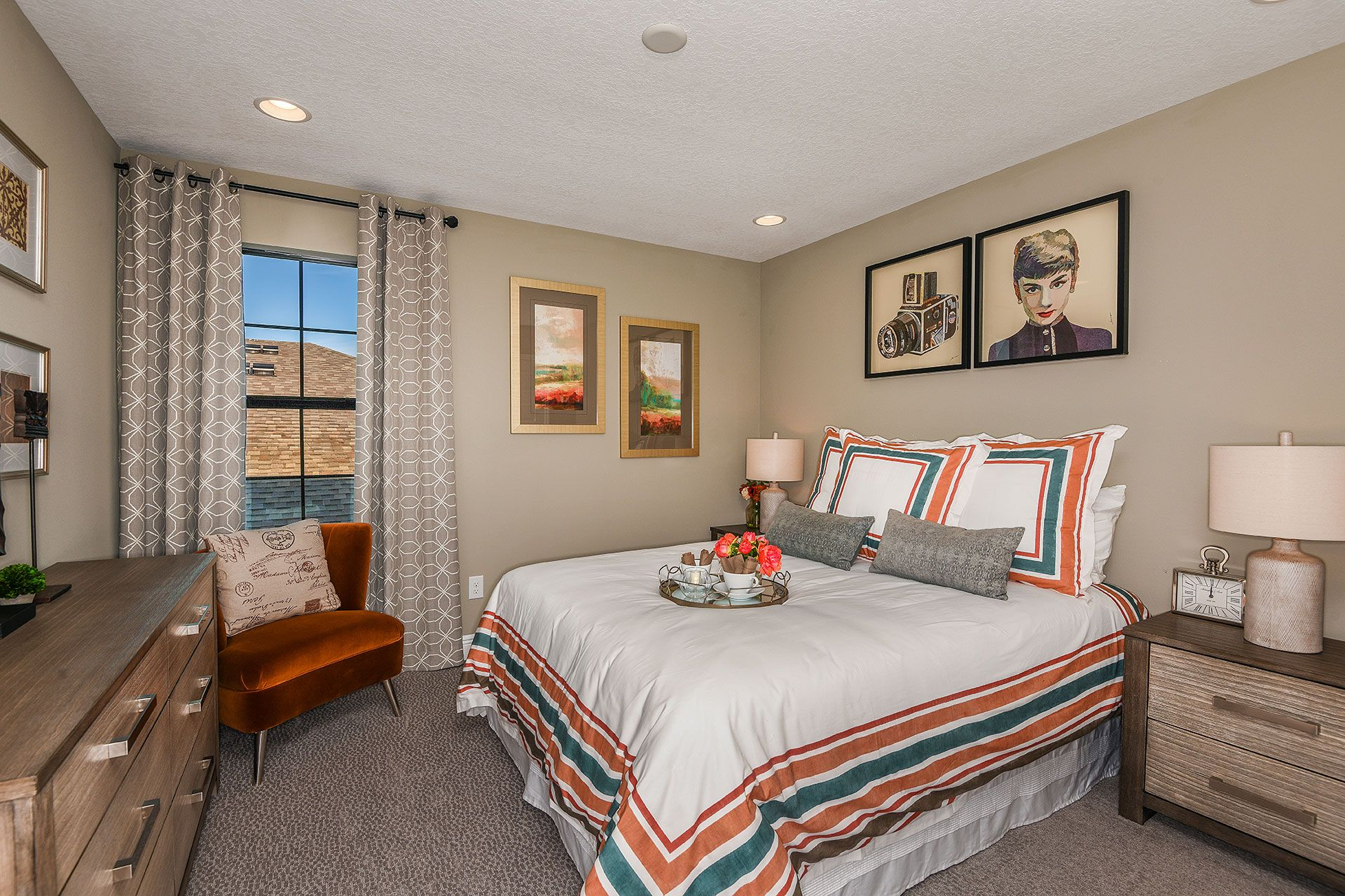Bedroom featured in the Swann IV By Homes by WestBay in Tampa-St. Petersburg, FL