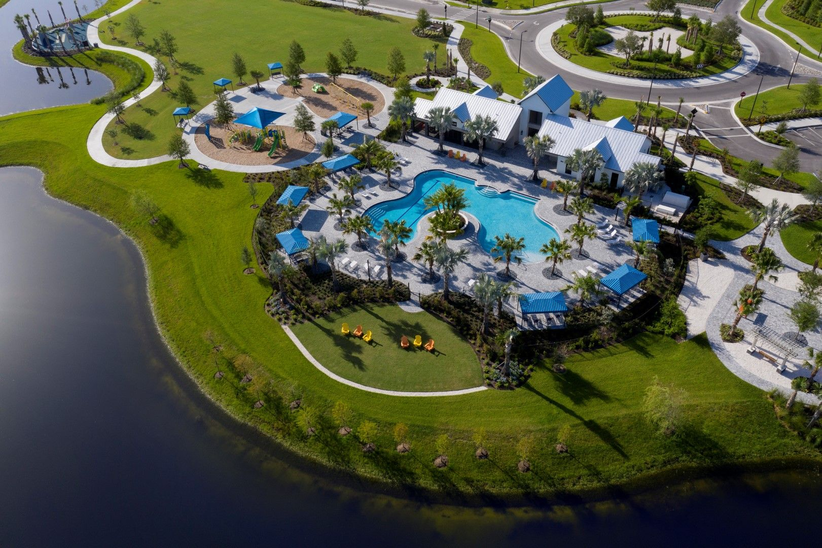 'North River Ranch' by Homes by WestBay in Sarasota-Bradenton