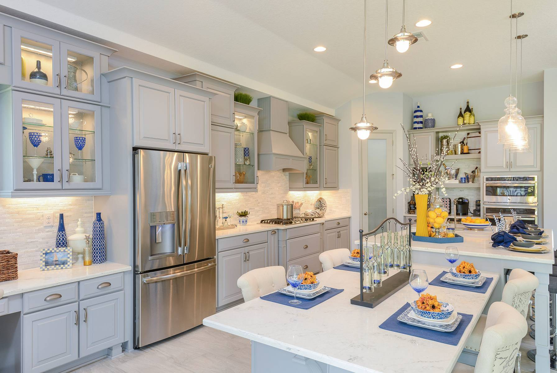 Kitchen featured in the Bayshore I By Homes by WestBay in Tampa-St. Petersburg, FL