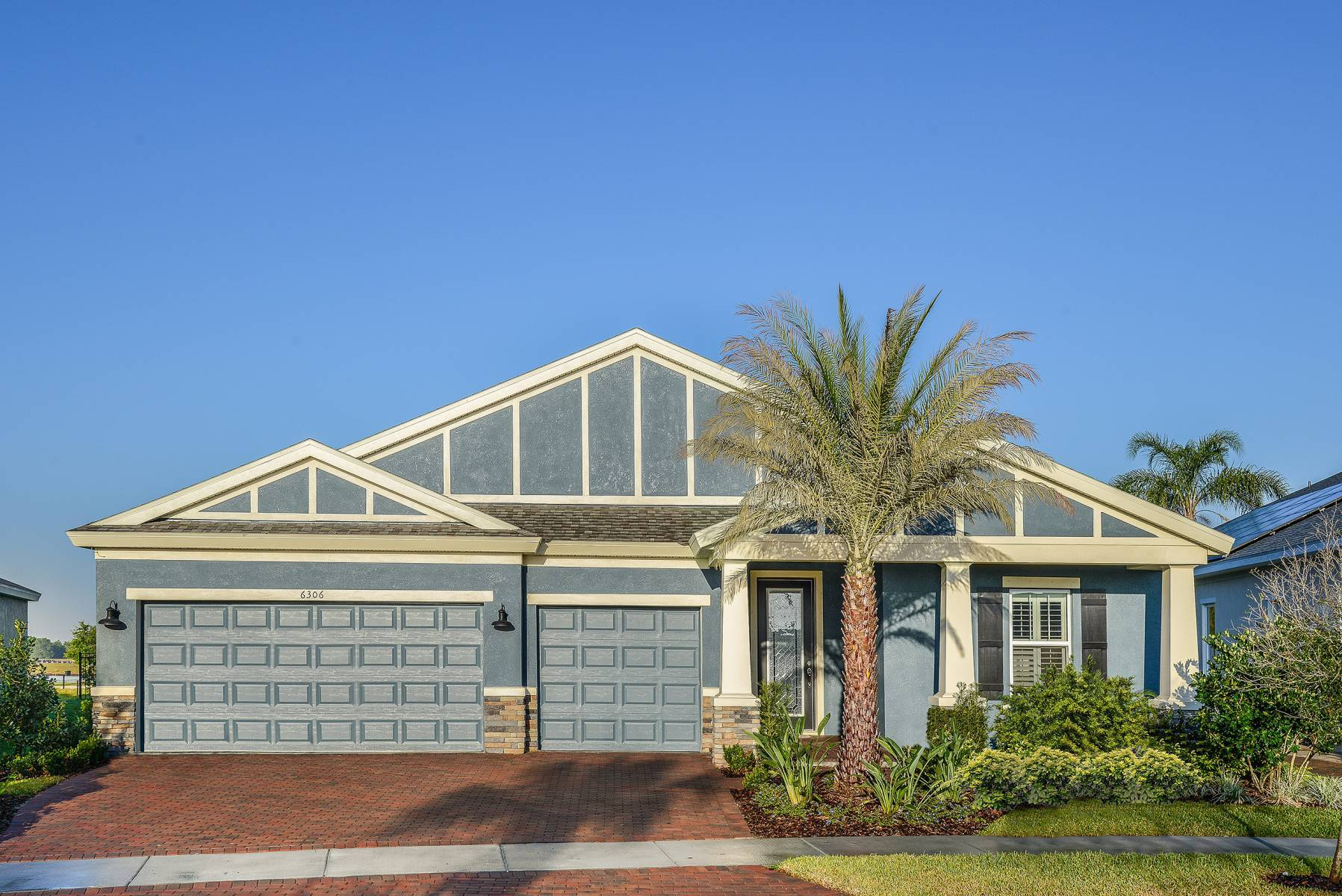Exterior featured in the Bayshore I By Homes by WestBay in Tampa-St. Petersburg, FL