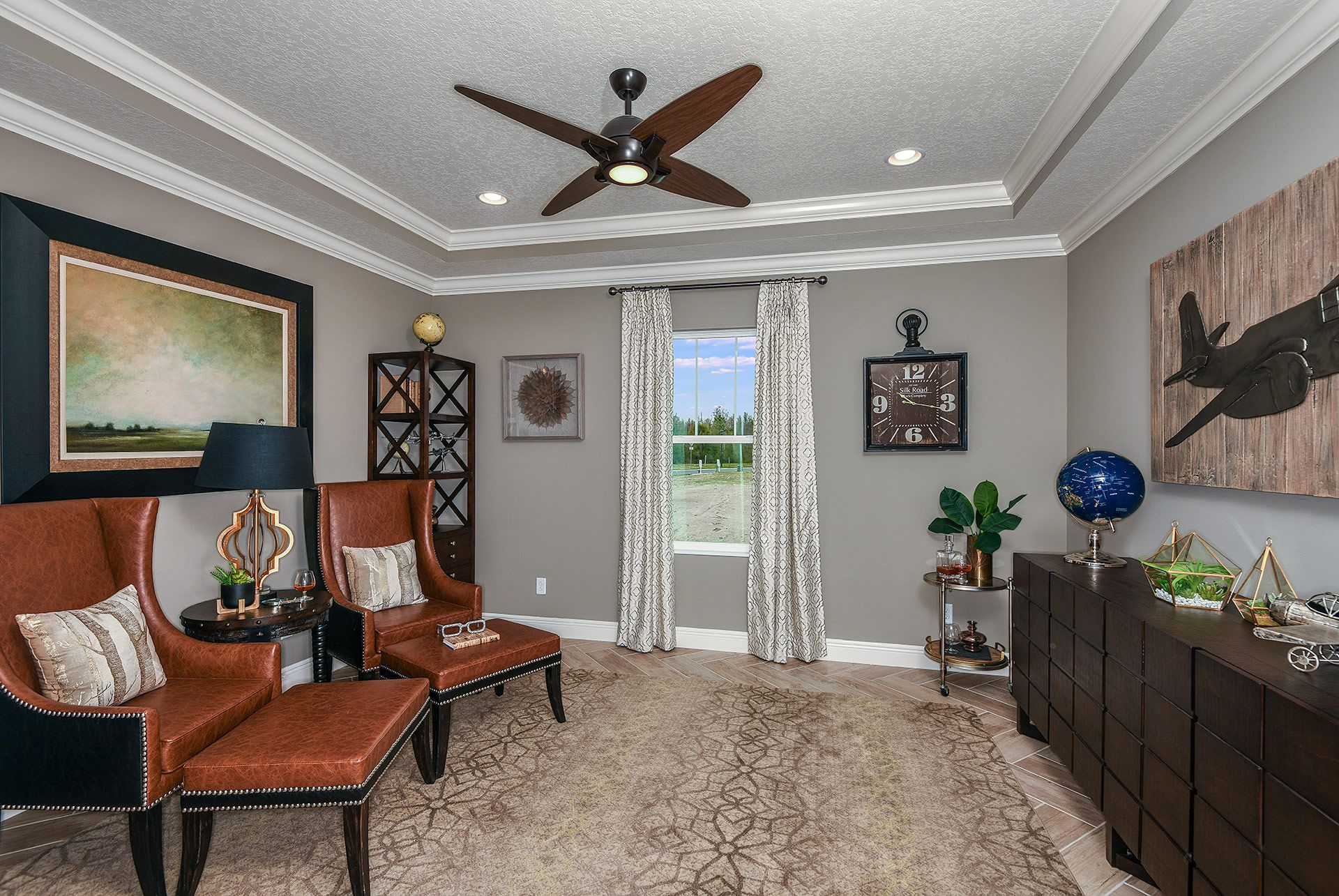 Living Area featured in the Bayshore II By Homes by WestBay in Tampa-St. Petersburg, FL