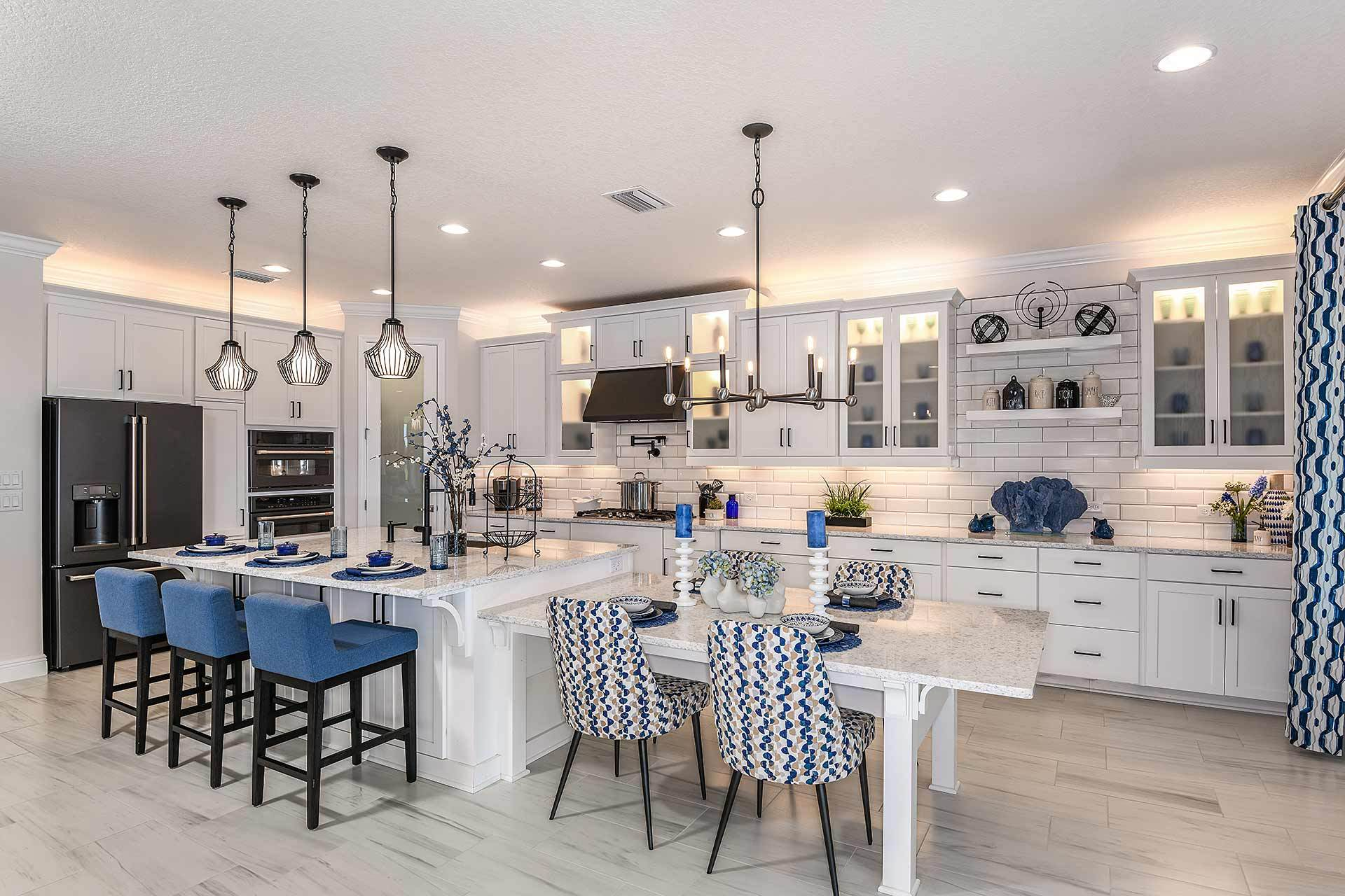 Kitchen featured in the Virginia Park By Homes by WestBay in Tampa-St. Petersburg, FL