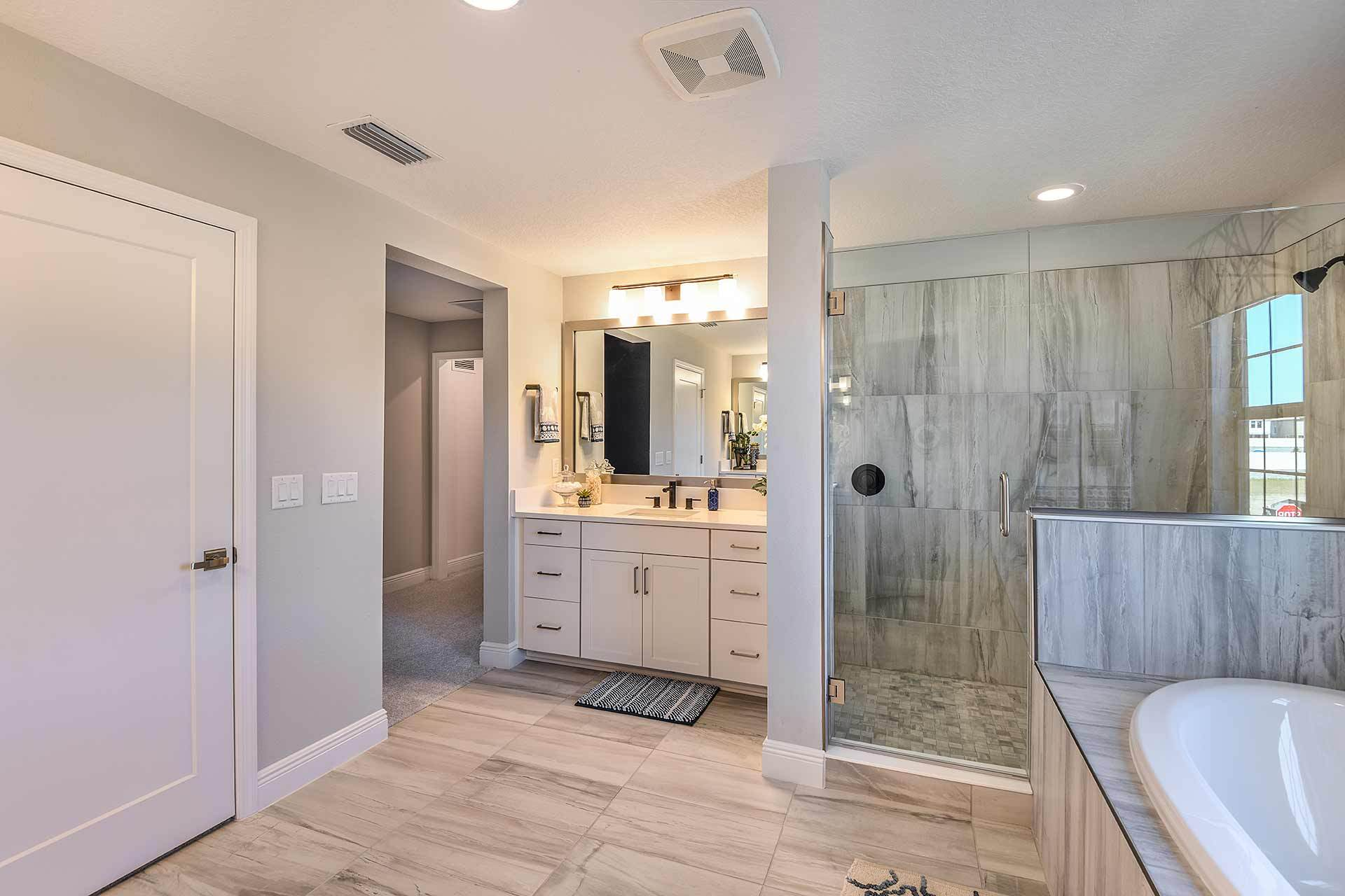 Bathroom featured in the Virginia Park By Homes by WestBay in Sarasota-Bradenton, FL