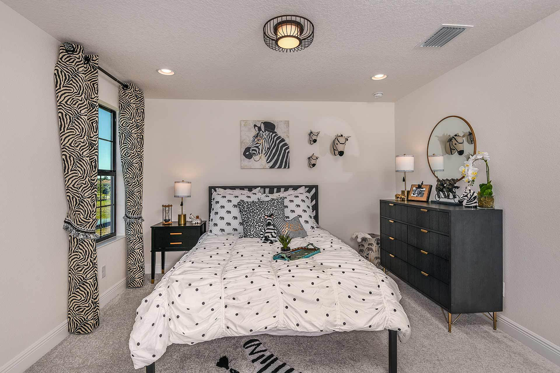 Bedroom featured in the Virginia Park By Homes by WestBay in Tampa-St. Petersburg, FL