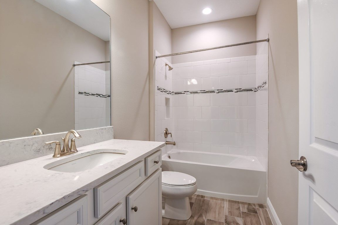 Bathroom featured in the Hyde Park IV By Homes by WestBay in Tampa-St. Petersburg, FL