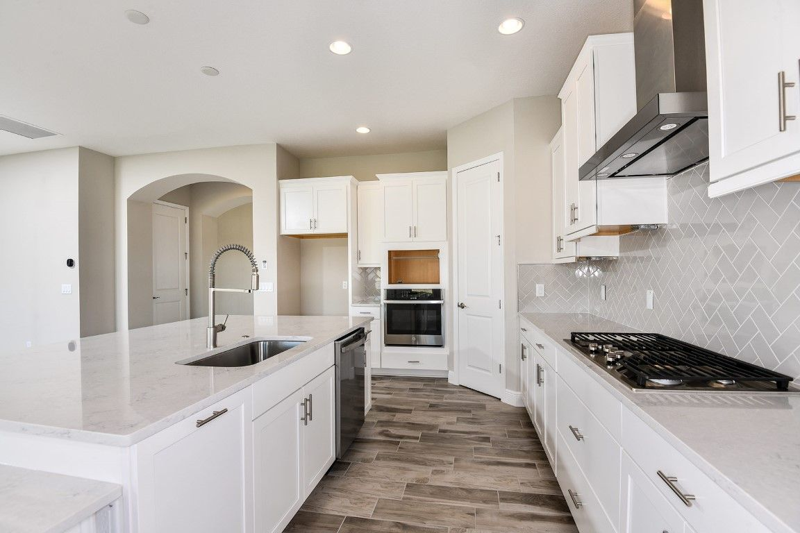 Kitchen featured in the Verona By Homes by WestBay in Tampa-St. Petersburg, FL