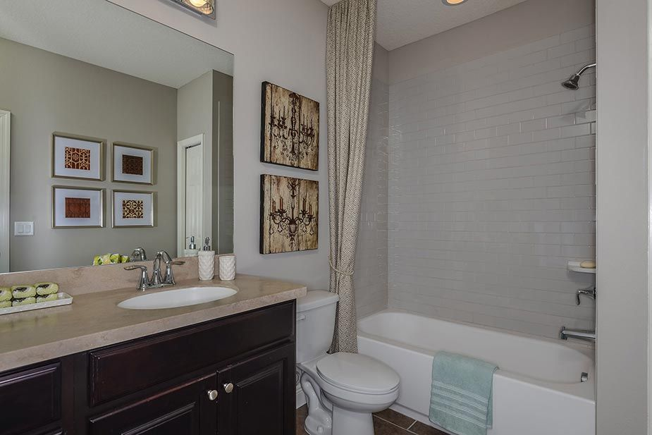 Bathroom featured in the Granada I By Homes by WestBay in Tampa-St. Petersburg, FL