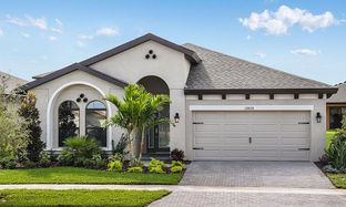 Sandpiper - Hawkstone: Lithia, Florida - Homes by WestBay