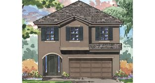 Cypress - Hawkstone: Lithia, Florida - Homes by WestBay