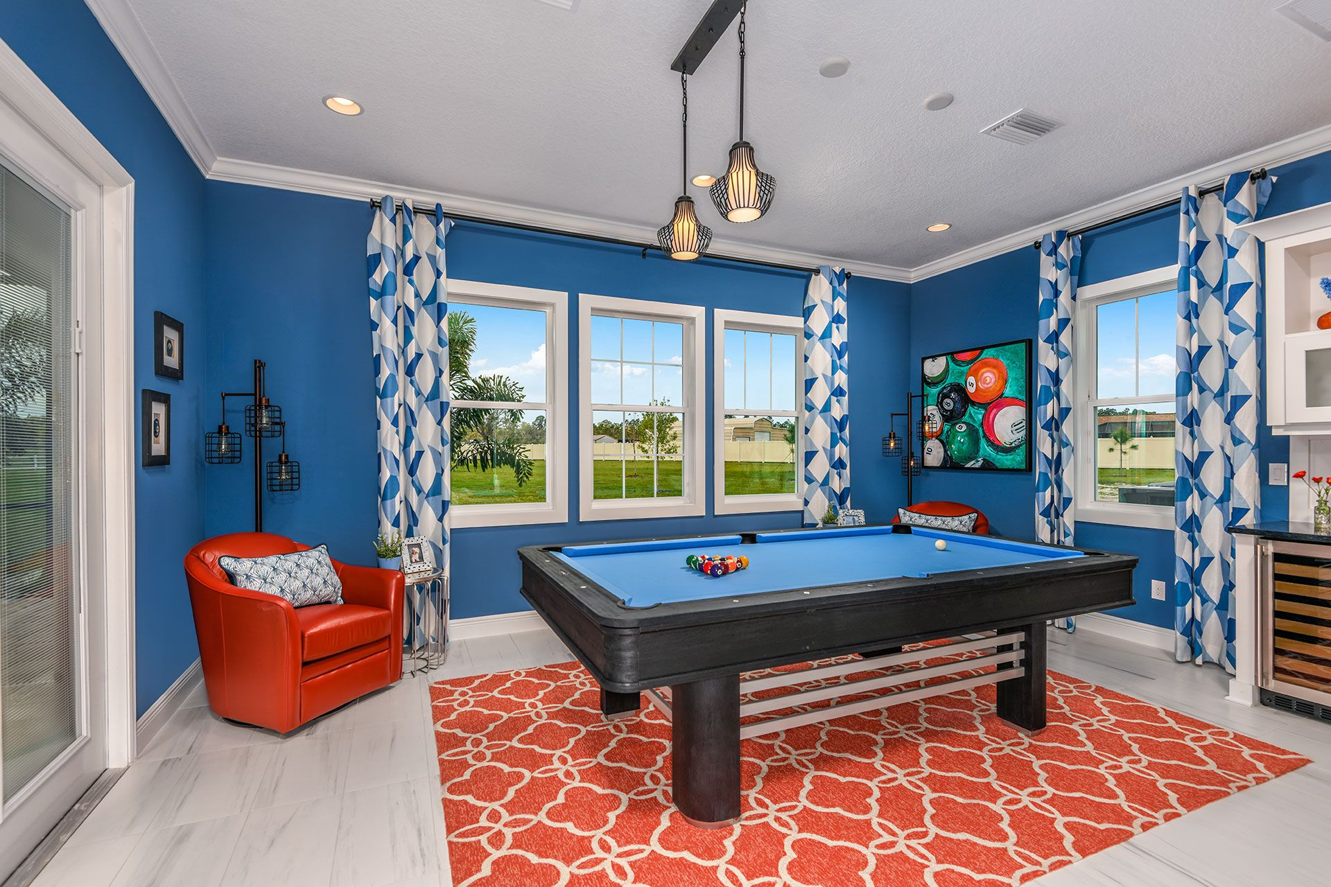 Living Area featured in the Key Largo II By Homes by WestBay in Tampa-St. Petersburg, FL