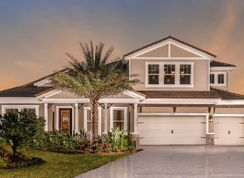 Key Largo II - Creek Ridge Preserve: Lithia, Florida - Homes by WestBay