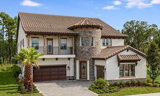 Madeira III - Creek Ridge Preserve: Lithia, Florida - Homes by WestBay