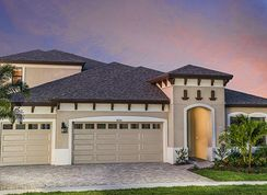 Swann IV - Connerton: Land O' Lakes, Florida - Homes by WestBay