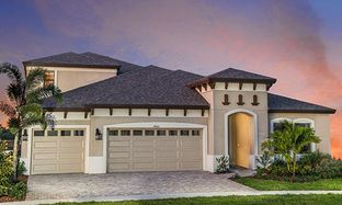 Swann IV - North River Ranch: Parrish, Florida - Homes by WestBay