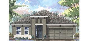 Sandpiper - Bexley: Land O' Lakes, Florida - Homes by WestBay