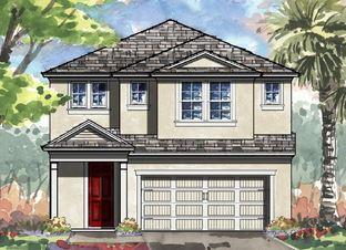 Juniper - Bexley: Land O' Lakes, Florida - Homes by WestBay