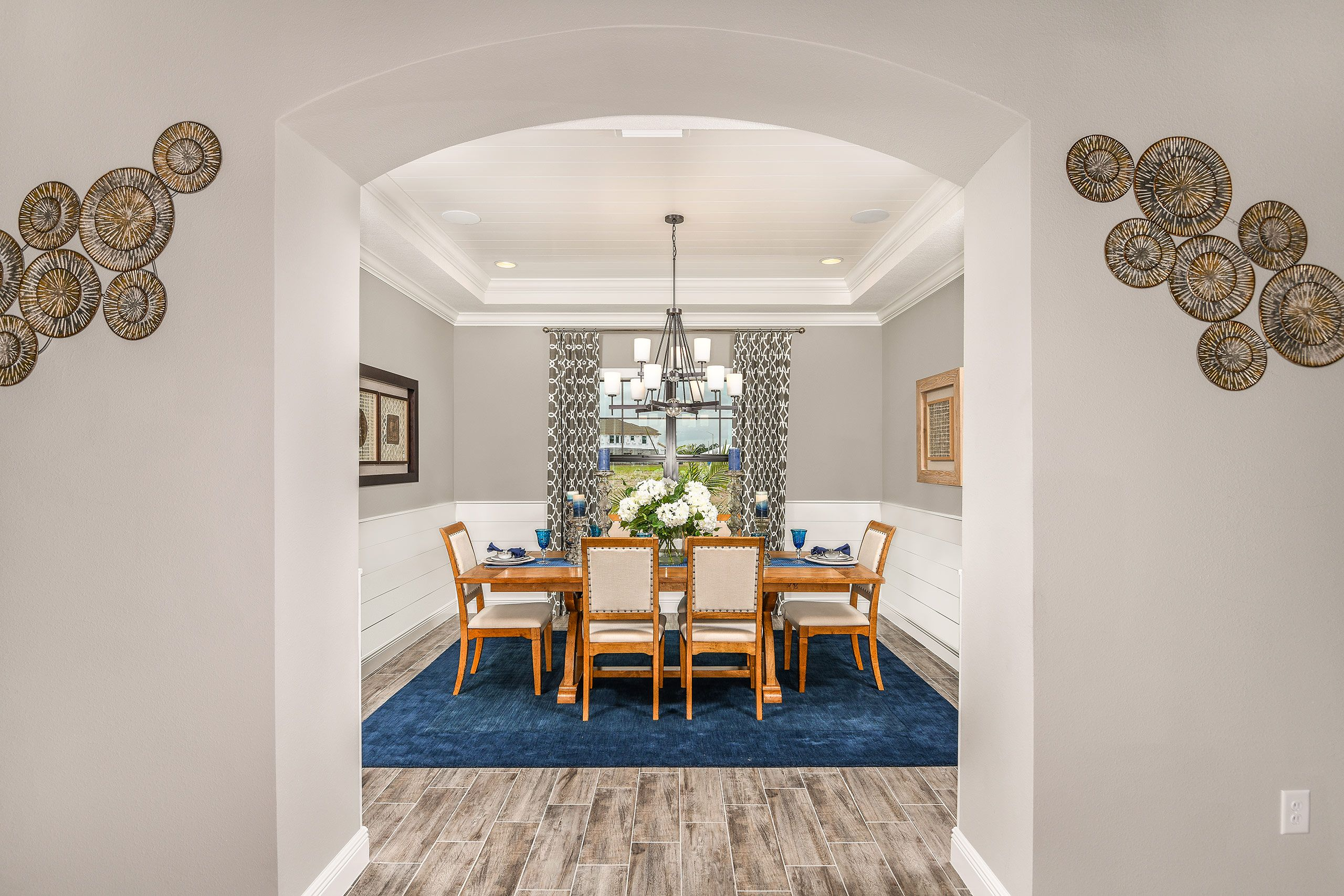 Living Area featured in the Madeira III By Homes by WestBay in Tampa-St. Petersburg, FL