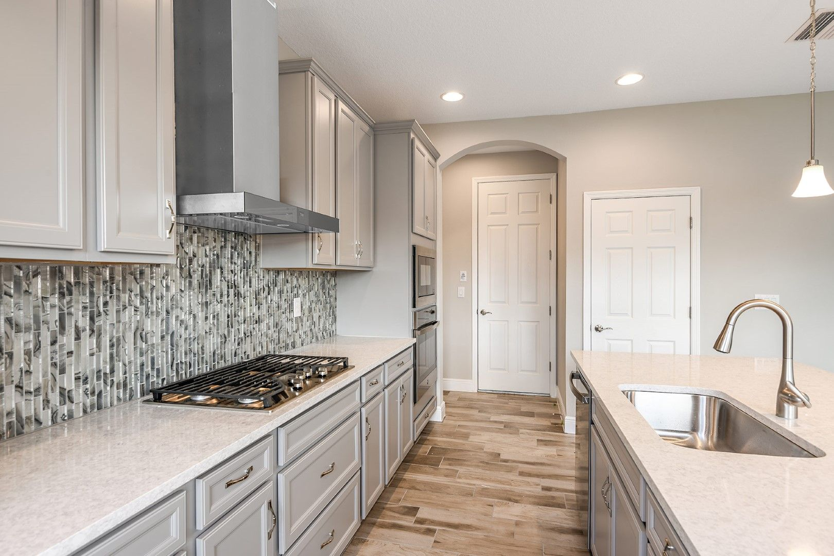 Kitchen featured in the Egret By Homes by WestBay in Tampa-St. Petersburg, FL