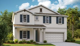 Egret - Bexley: Land O' Lakes, Florida - Homes by WestBay