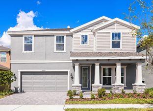 Kingfisher - Bexley: Land O' Lakes, Florida - Homes by WestBay