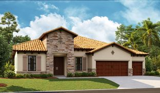 Key Largo - Hawkstone: Lithia, Florida - Homes by WestBay