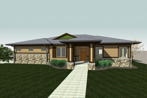 The Pointe by Homes By Guardian in Cheyenne Wyoming