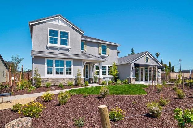 Morgan Ranch:Homes By Towne