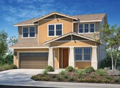Plan Three - Stones Throw: Winters, California - Homes By Towne