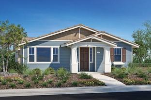 Plan Four - Stones Throw: Winters, California - Homes By Towne