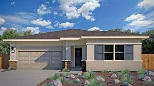 Plan Two - Farms at Riolo Mariposa: Roseville, California - Homes By Towne