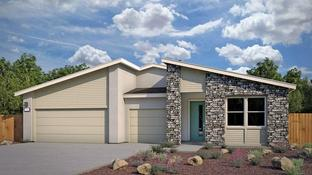 Plan Four - Farms at Riolo Mariposa: Roseville, California - Homes By Towne