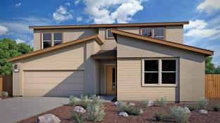 Plan Five - Farms at Riolo Mariposa: Roseville, California - Homes By Towne