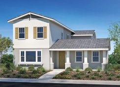 Plan Five - Stones Throw: Winters, California - Homes By Towne