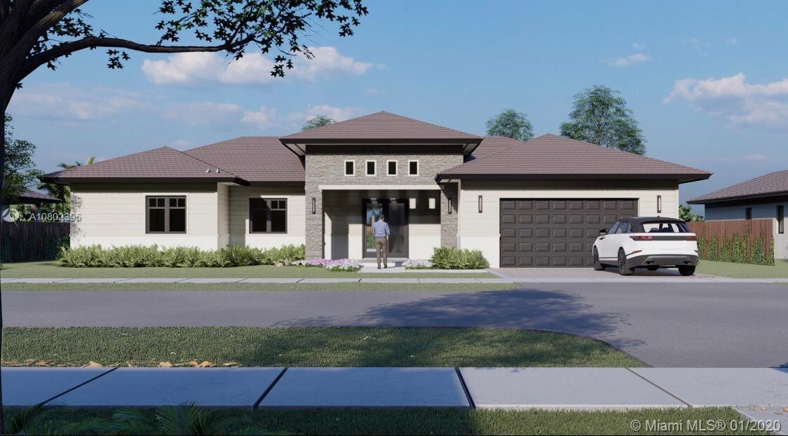 Exterior featured in the Toscana By Coral Rock Village in Miami-Dade County, FL