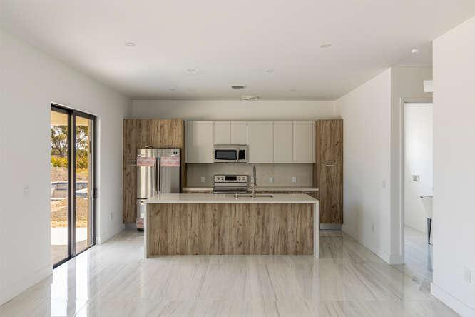 Kitchen featured in the Treviso By Coral Rock Village in Miami-Dade County, FL