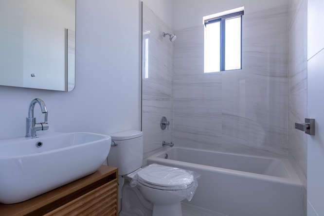 Bathroom featured in the Treviso By Coral Rock Village in Miami-Dade County, FL