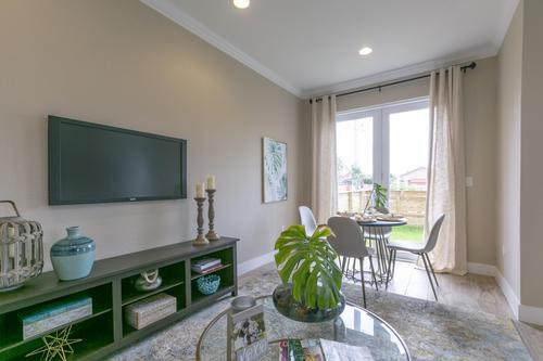 Greatroom-in-Model A-at-The Townhomes on Coconut Palm-in-Homestead
