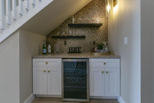 Wet-Bar-in-Model A-at-The Townhomes on Coconut Palm-in-Homestead