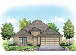 Benton - Mountain Valley Lake: Burleson, Texas - Homes By Towne - TX